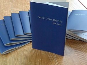 Petrol Cyan Electric books